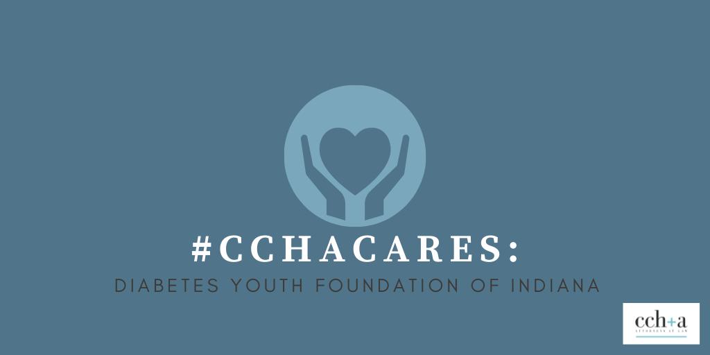 CCHA CCHA Cares Diabetes Youth Foundation of Indiana TW
