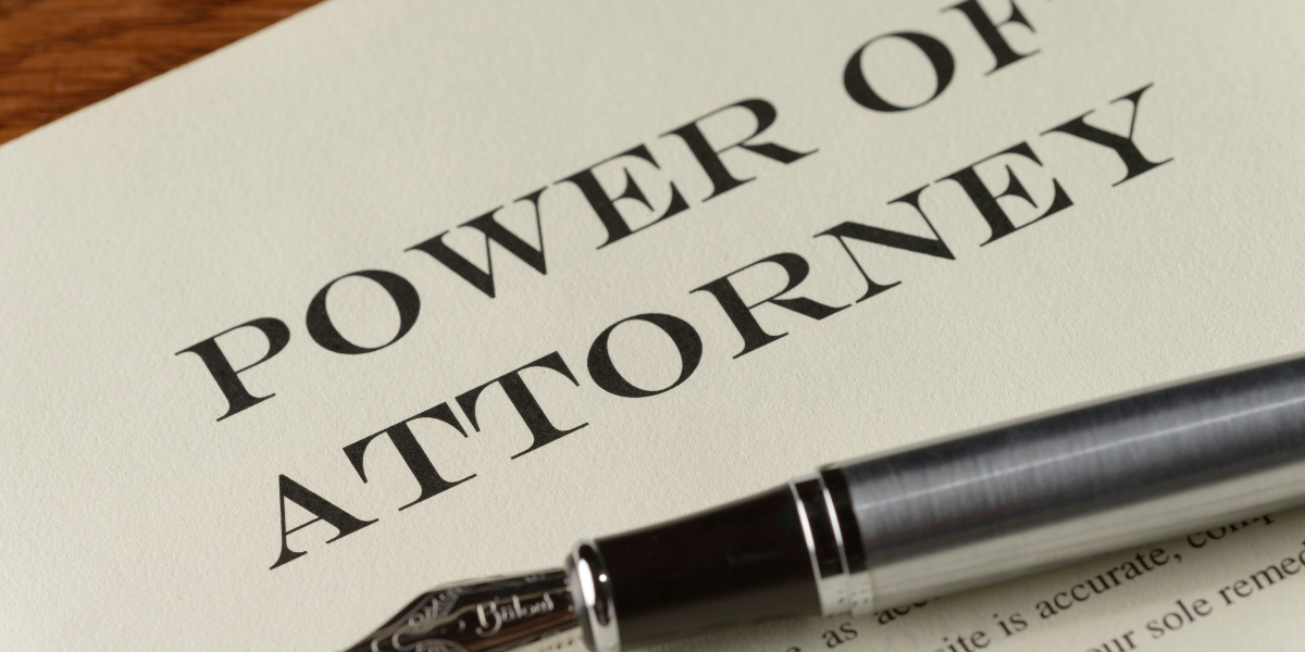 CCHA Three Criteria For Selecting a Power of Attorney