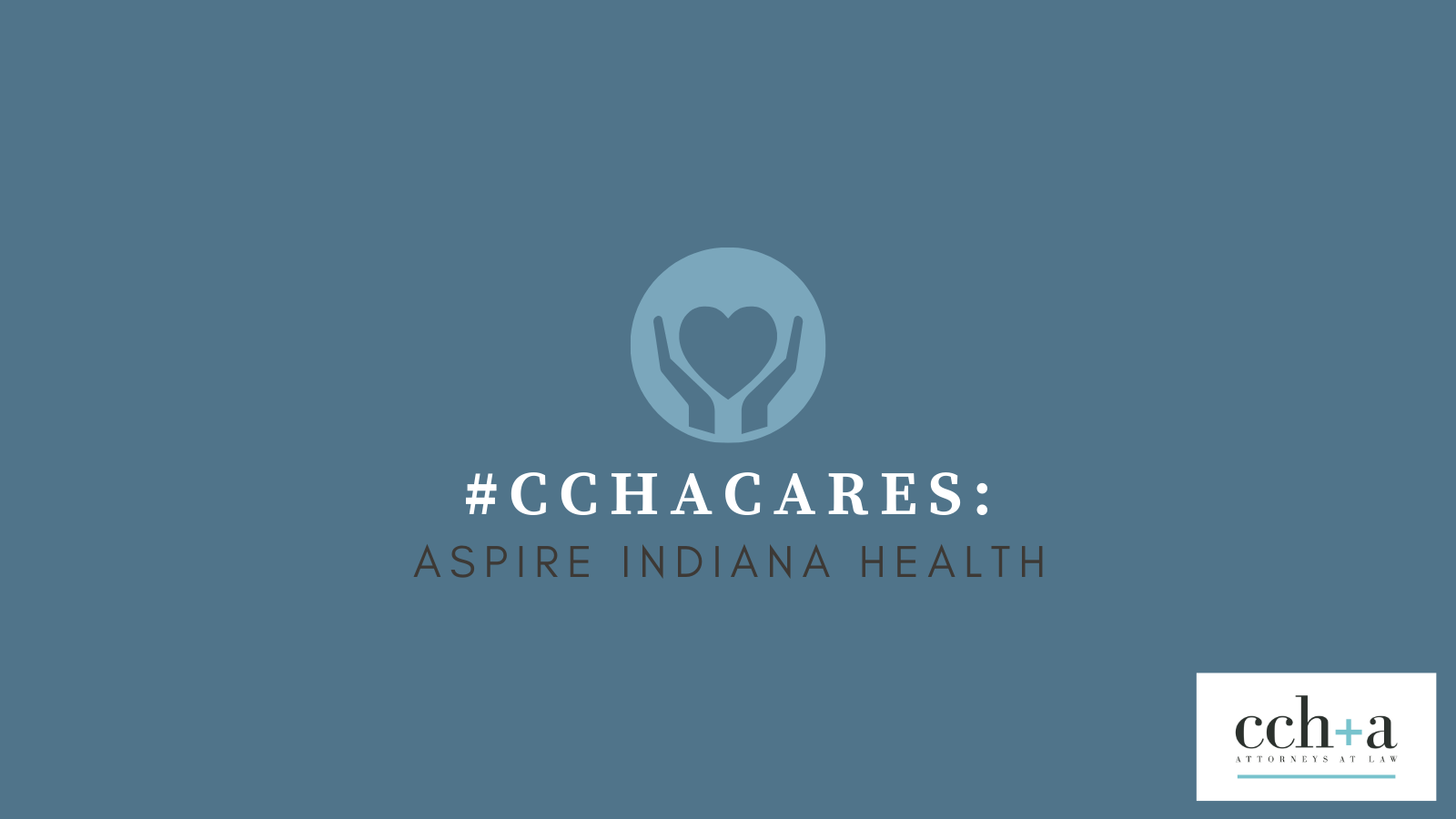 CCHA Cares May 2021 Aspire Indiana TWITTER