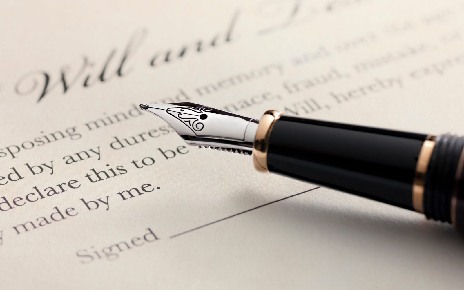 Ccha How Many Executors Can You Have in a Will
