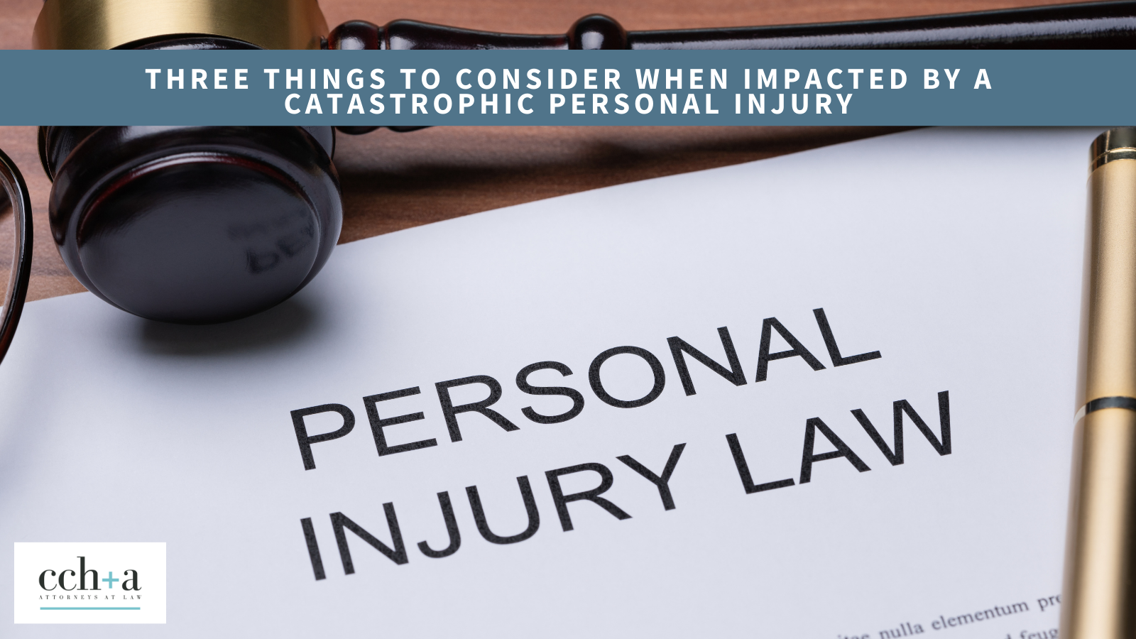 Ccha personal injury tw